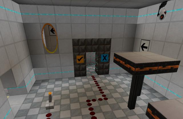 Minecraft Portal Texture Pack
